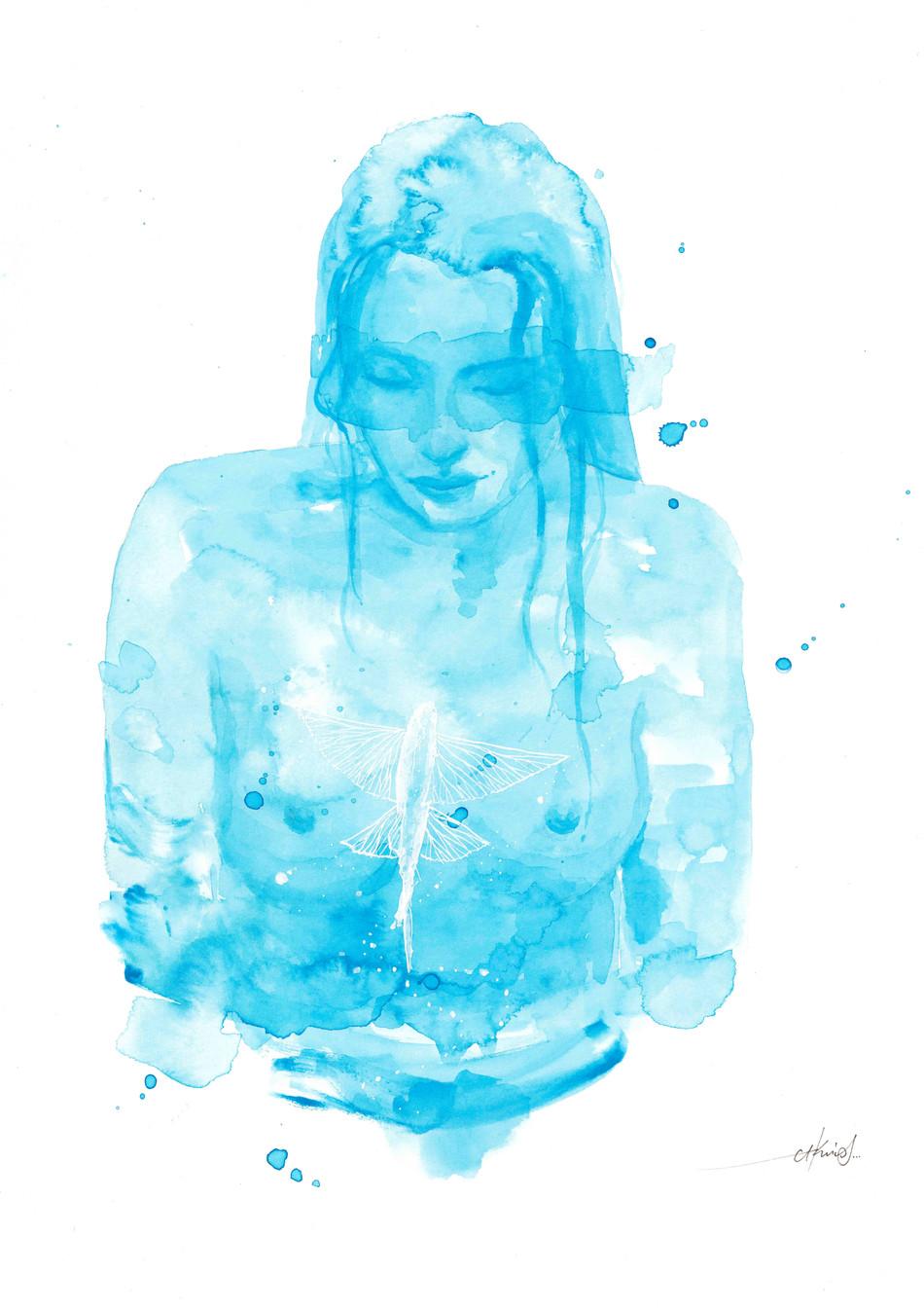 Somo agua, somos azul