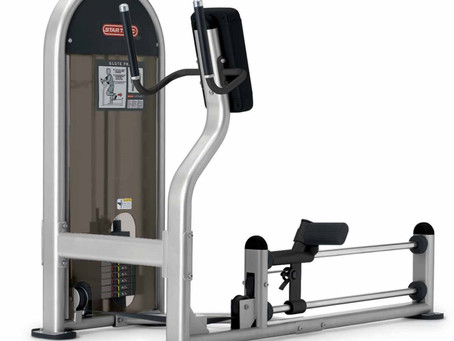 New Leg/Glutes Machines