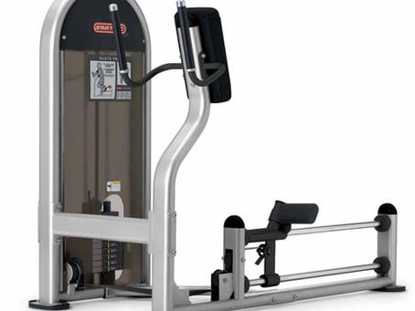New Leg/Glutes Machines