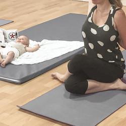yoga with babies 5