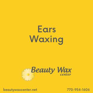 Brazilian Wax McDonough   Ears waxing