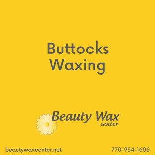Brazilian Wax McDonough   Buttocks waxing