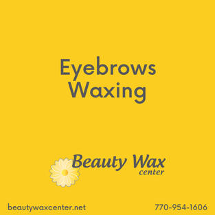 Brazilian Wax McDonough   Eyebrows waxing