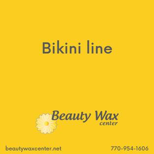 Brazilian Wax McDonough   Bikini line waxing