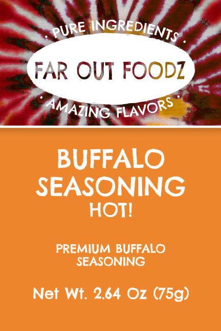 Buffalo Seasoning -HOT!