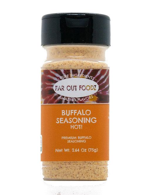 Buffalo Seasoning - HOT!