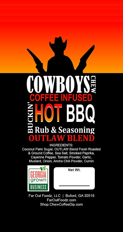 Hot Buckin' BBQ