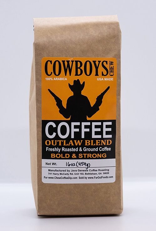 Outlaw Coffee - Whole Bean