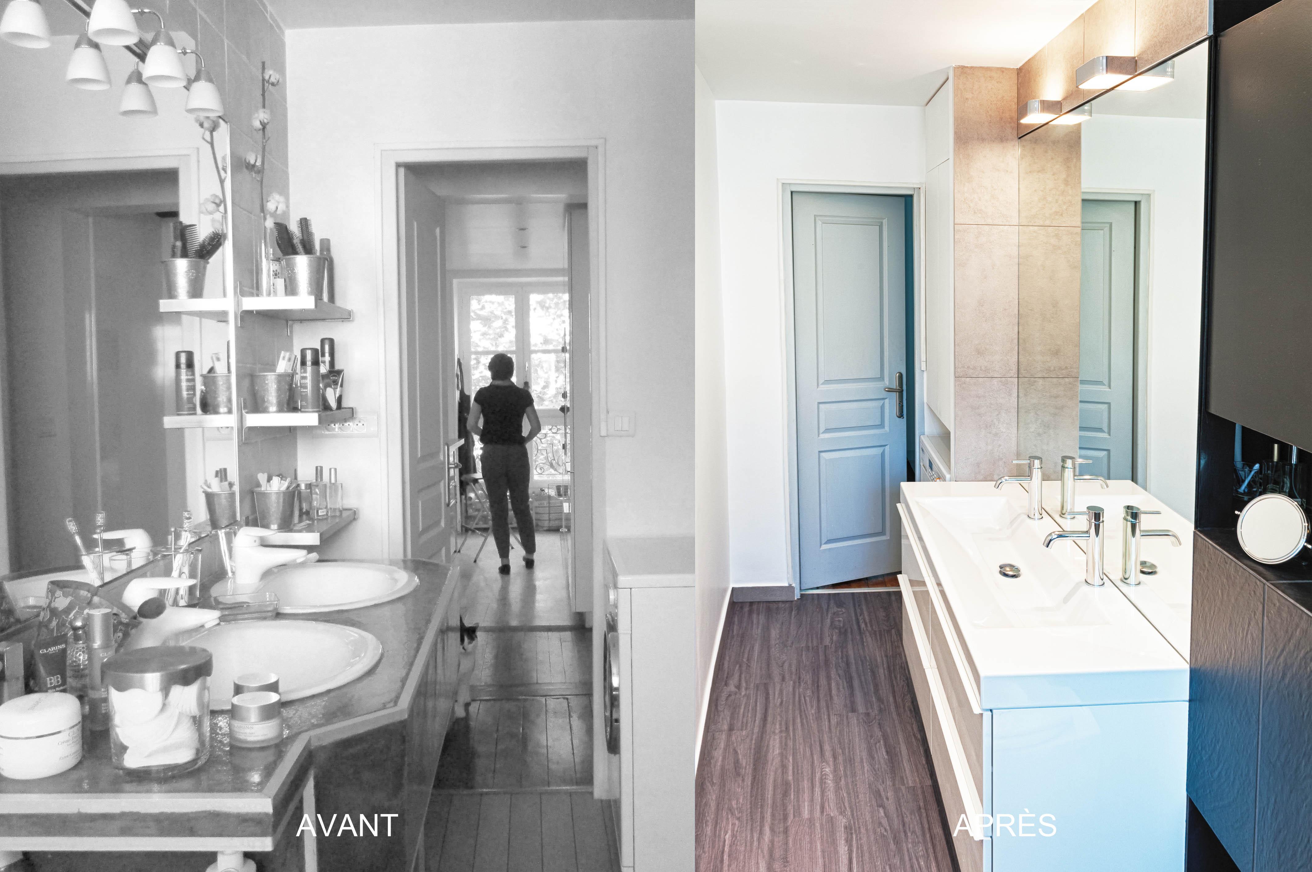 Projet E&J salle de bain