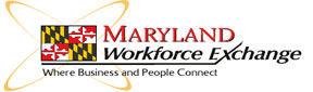 Marylnd Workforce Exchange logo