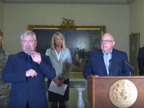 Governor Announces Closure of All Non-Essential Businesses, $175 Million Relief Package