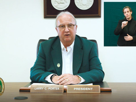 VIDEO: County Commission President Discusses State of Emergency; Measures to Stop Spread of COVID-19
