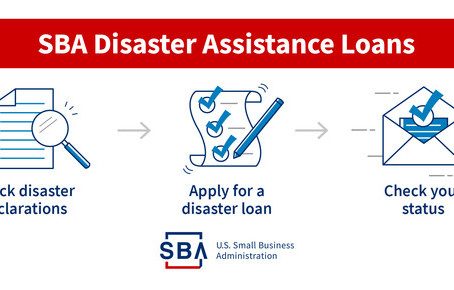 US Small Business Administration Releases Information re: Economic Injury Disaster Loans