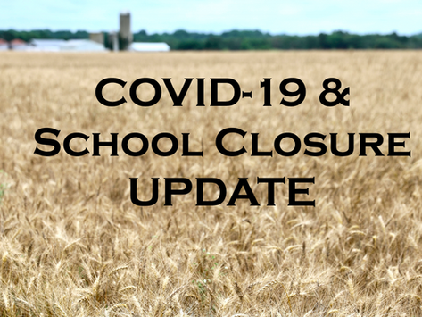 State Superintendent Directs Additional Four Weeks Closure