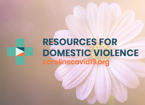 What to Do if You Are Experiencing Domestic Violence During the Quarantine