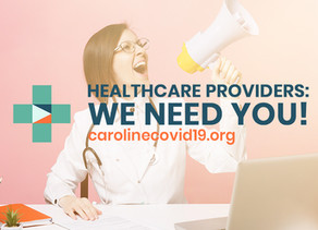 Calling all healthcare professionals! We need YOU!
