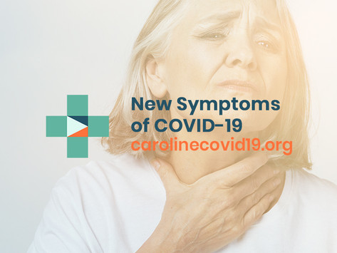 Updated Symptoms of COVID-19 (May 2020)