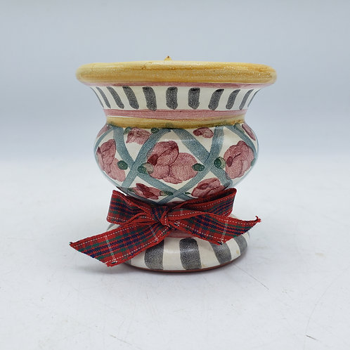 Small MacKenzie-Childs Candle