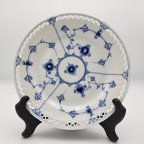 Bing and Grondahl Traditional Blue Bread and Butter Plate