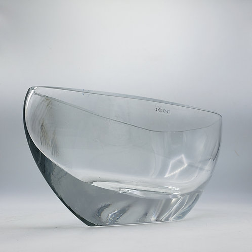 Large Heavy Bowl by Krosno