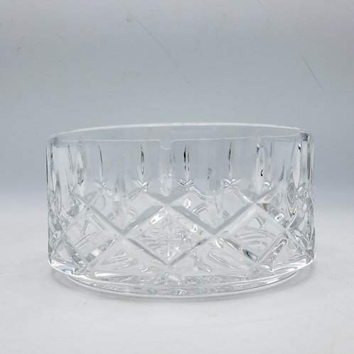 Vintage Waterford Glass Dish / Bottle Coaster