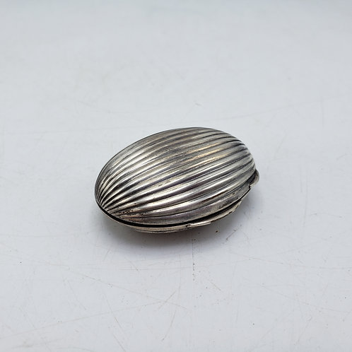 Vintage Sterling Silver Tiffany & Co. Pill Box