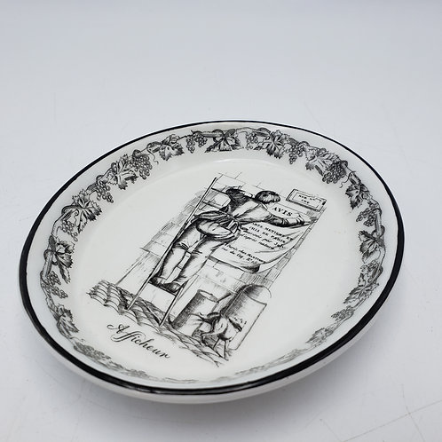 Vintage Mottahedeh Pin Tray - Afficheur