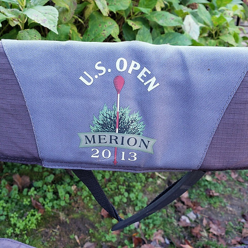 US Open at Merion Gold Club Ardmore PA Chair from 2013 US Open