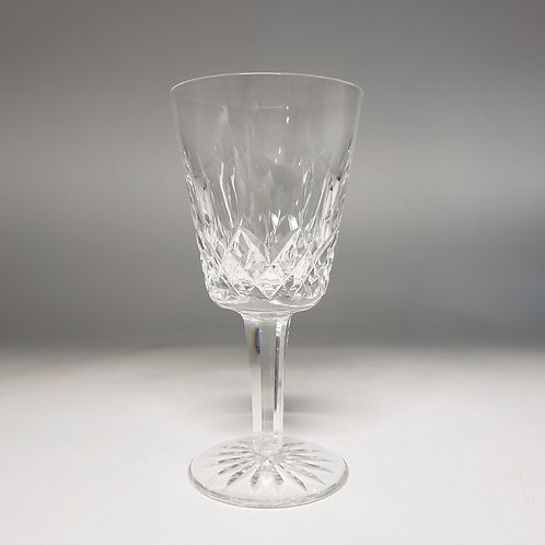 Waterford Lismore Water Goblet Glass
