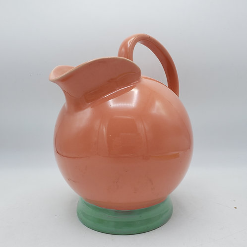 Lindt Stymeist Salmon & Green Colorways Large 2.5 Quart Pitcher