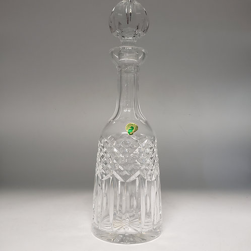 Tall Waterford Crystal Decanter & Stopper
