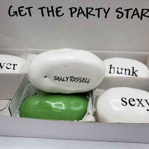 Classy Party Rox Seating Assignments by Sally Russell