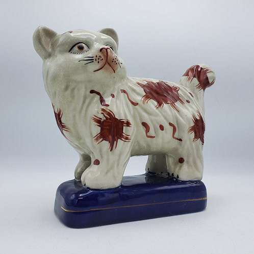 Vintage Style Staffordshire Style Dog or Cat