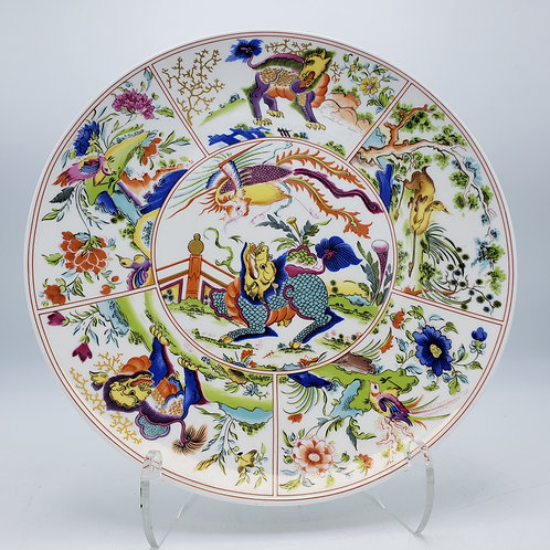 The Collectors Series by Royal Worcester - Bishop Sumner Pattern