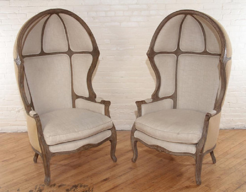 Restoration Hardware Versailles Chairs