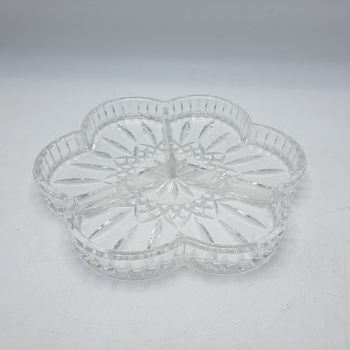 Waterford Crystal Lismore 3 Part Dish