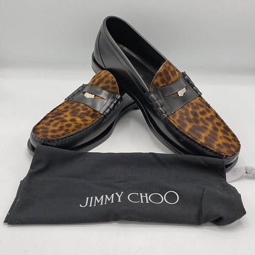 Jimmy Choo Multicolor Mocca Men's Loafers