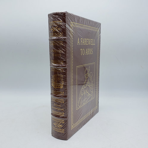 Book: A FAREWELL TO ARMS Hemingway, Ernest Published by Easton Press, Norwalk