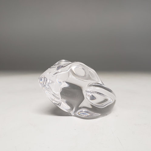 Small Crystal Frog by Daum