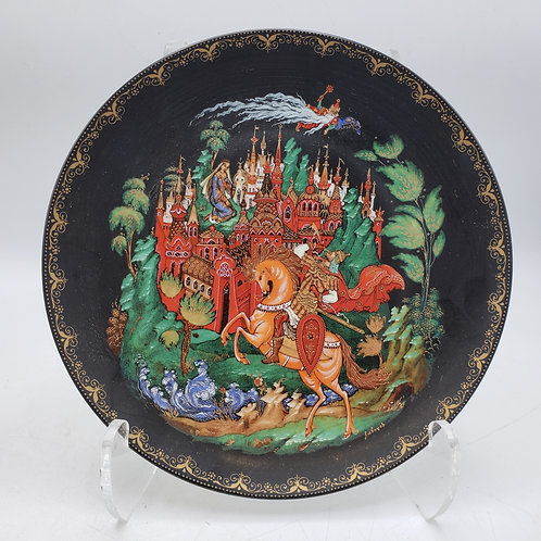Russian Legends Tianex Collector's Plate