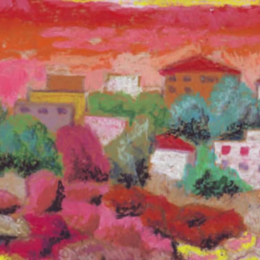 Farid Mansour Prairies - Pastel_Medium.m