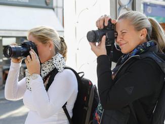 DSLR camera workshop