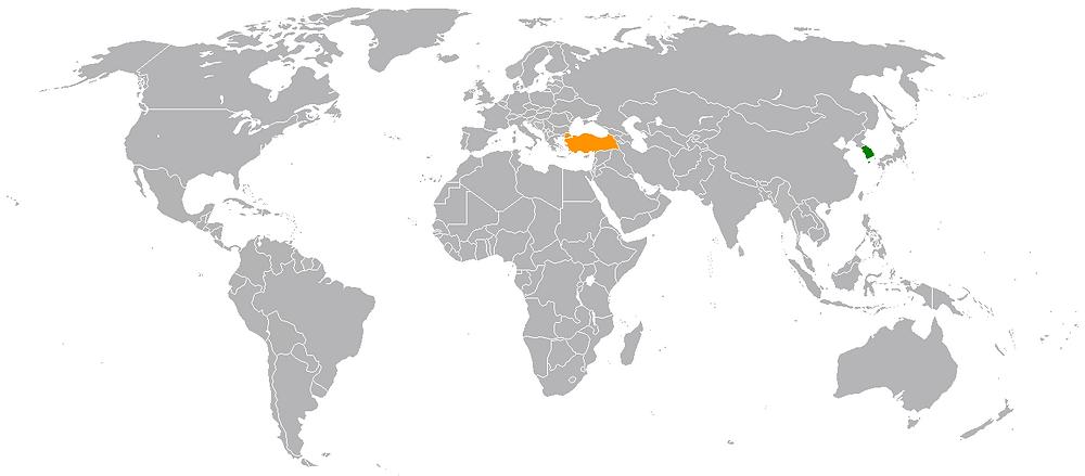 Kore ve Türkiye
