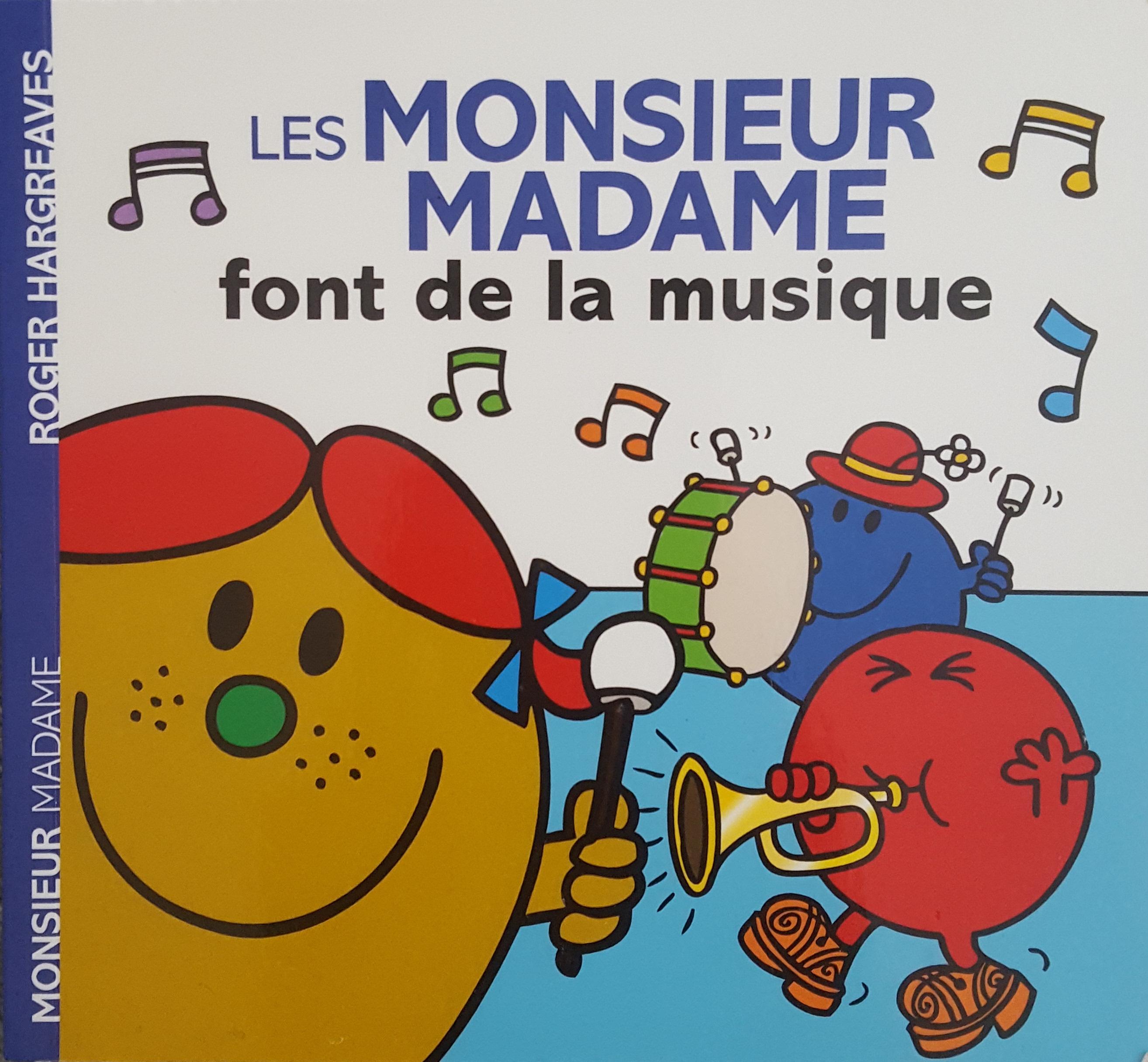 Monsieur et madame font de la musique