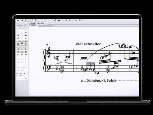 Apprendre l'accordéon 4 - Tuto MuseScore et explications écriture
