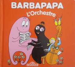 Barbapapa L'orchestre