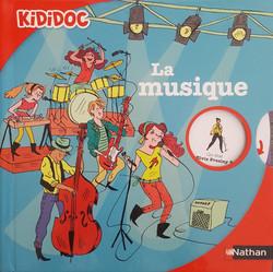 KIDIDOC La musique