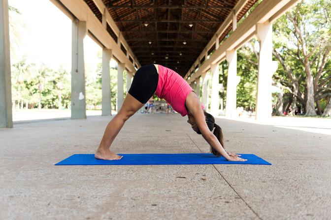 Experiência com GymPass: Hot Yoga