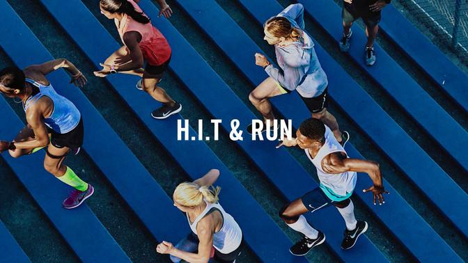 Nike + Run Club - Barcelona
