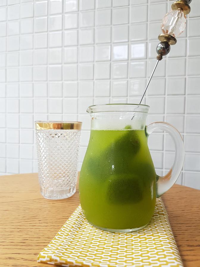 Dica para preparar um Suco Verde